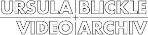 UB VideoArchiv Logo Outline B